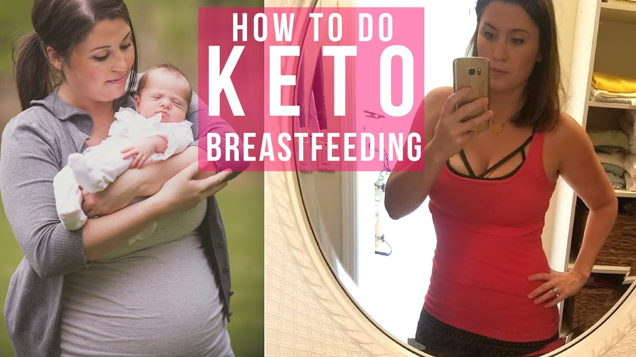 Breastfeeding & Low Carb / Keto Diet – Intermittent Fasting to Lose Baby Weight   Ashley Salvatori